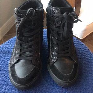 Wedge ALDO sneakers